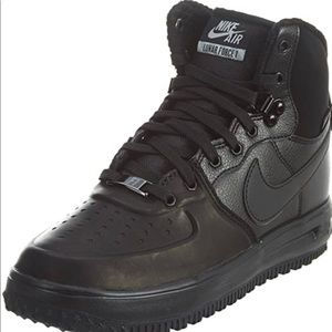 Nike Lunar Force 1 high top size 5.5Y